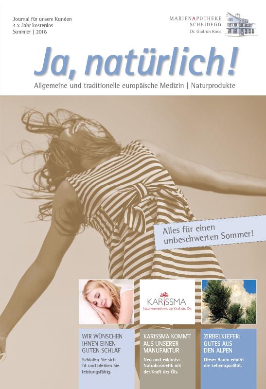 marienapotheke scheidegg heimenkirch magazin Sommer 2018